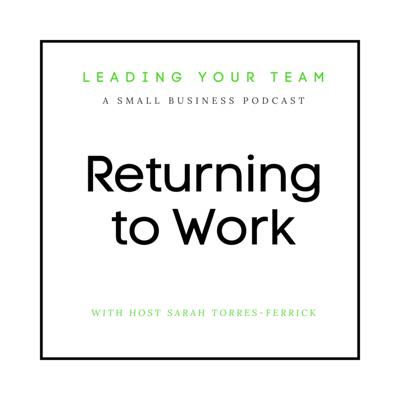 Cover art for How to Return Employees to Work after Furlough or Layoff