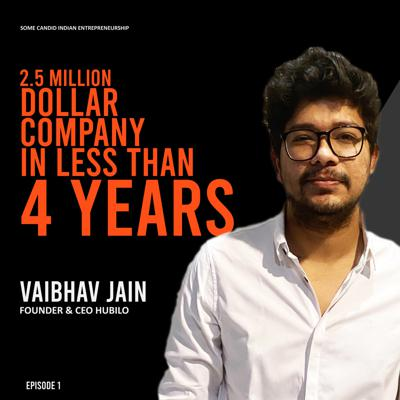 Cover art for How Vaibhav Built a Million $ business in less than 4 years