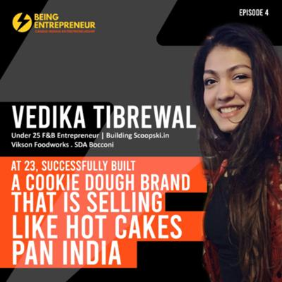 Cover art for At 23, successfully built a cookie dough brand that is selling like hot cakes PAN India