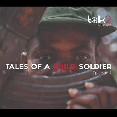 Cover art for Tales of a child soldier