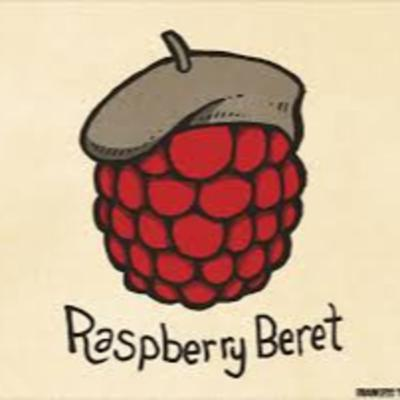 Cover art for Community Laughs Looks at Raspberry Berry