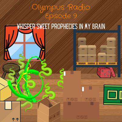 Cover art for Whisper Sweet Prophecies In My Brain