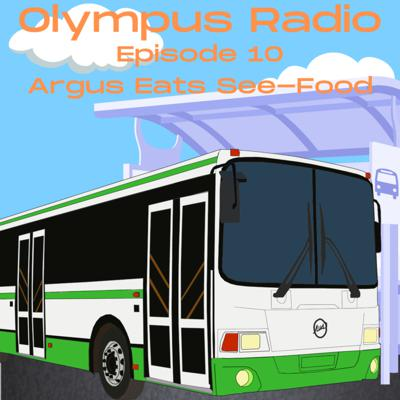 Cover art for Argus Eats See-Food