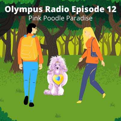 Cover art for Pink Poodle Paradise