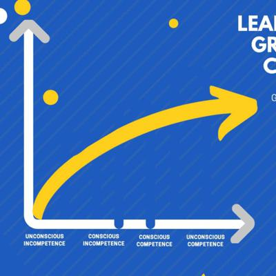 Cover art for THE LEADERSHIP GROWTH CURVE