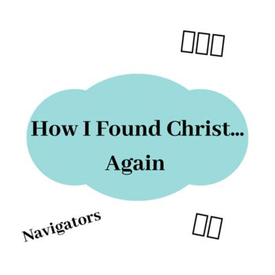 Cover art for How I Found Christ...Again