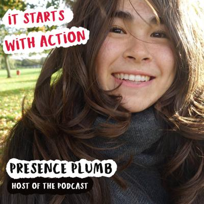 Cover art for Episode 58 - It starts with Action : Mission behind It Starts With Action / lessons learnt in 2020