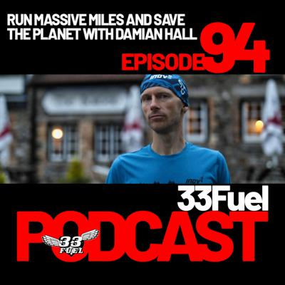 Cover art for Run massive miles and save the planet with Damian Hall