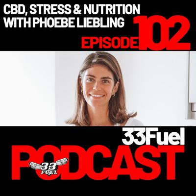 Cover art for CBD, stress & nutrition with Phoebe Liebling