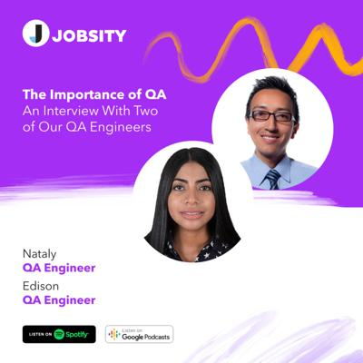 Cover art for The Importance of QA - An Interview With Two of Our QA Engineers