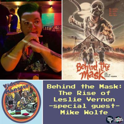 Cover art for Behind the Mask: The Rise of Leslie Vernon (2006)