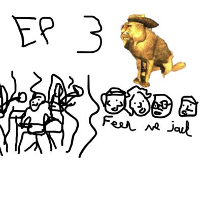 Cover art for Episode 3 - The Shaggs (Philosophy of the World), Feed Me Jack (Chumpfrey)
