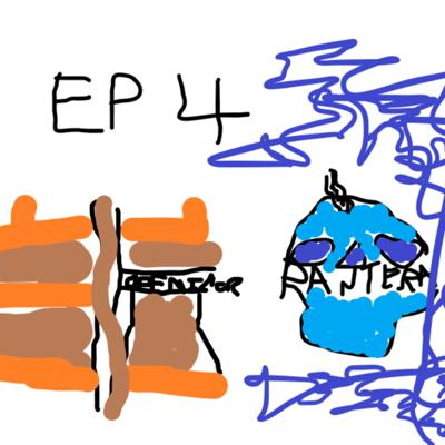 Cover art for Episode 4 - Pantera (Far Beyond Driven), Off Minor (The Heat Death of the Universe)