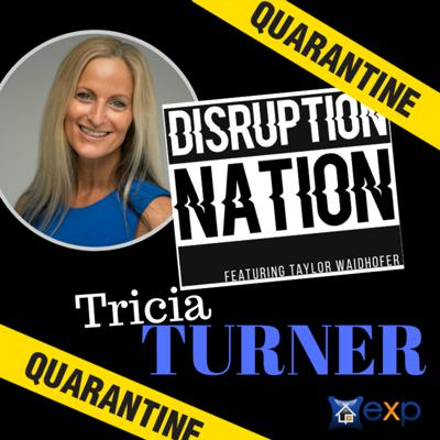 Cover art for Tricia Turner