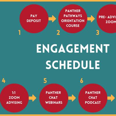 Cover art for Pathways Summer Engagement Schedule