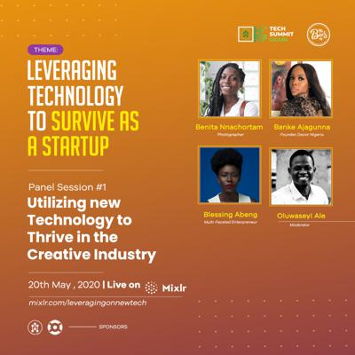 First Session - Utilizing new Technology to Thrive in the Creative Industry
