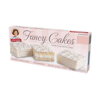 Cover art for Fancy Cakes