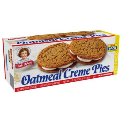 Cover art for Oatmeal Cream Pies