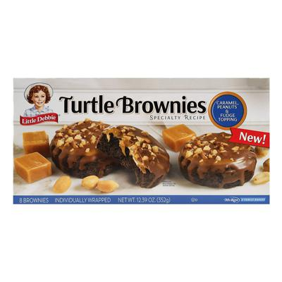 Cover art for Turtle Brownies