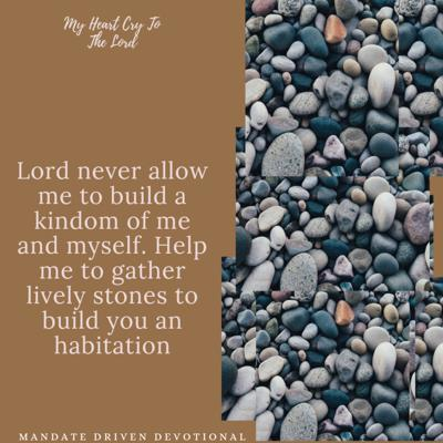 Cover art for MyHeartCryToTheLord