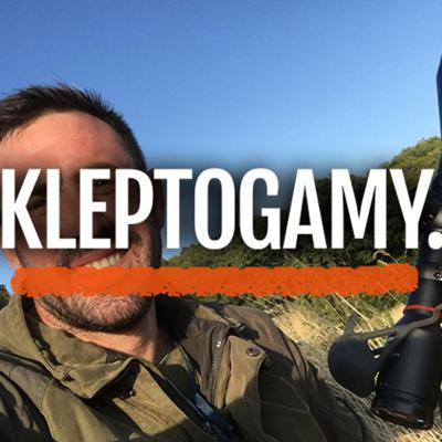 Cover art for 037 SNEAKY F*UCKERS STRATEGY – KLEPTOGAMY. HOW THE DATA CHANGED TO SUIT THE NARRATIVE.