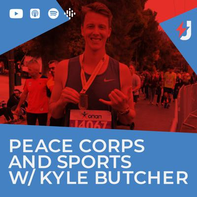 Cover art for Peace Corps and Sports w/ Kyle Butcher