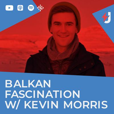 Cover art for Balkan Fascination w/ Kevin Morris
