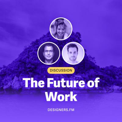 Cover art for #17 · The Future of Work