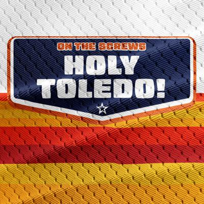 Cover art for Holy Toledo EP. 6 - Astros vs. Angels Series Preview (7/31-8/2)