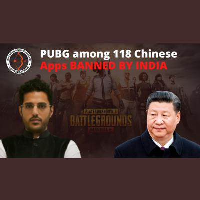 Cover art for PUBG among 118 Chinese Apps BANNED BY INDIA