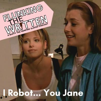 Cover art for Flunking the Written: I Robot... You Jane