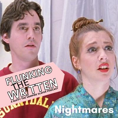 Cover art for Flunking The Written: Nightmares