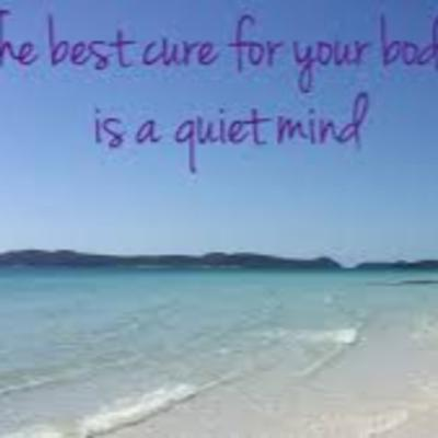 Cover art for Guided meditation for Quieting the Mind