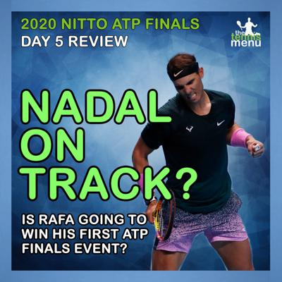 Cover art for 2020 Nitto ATP Finals   Day 5 Review   Phenomenadal
