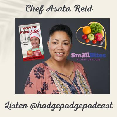 Cover art for Chef Asata Reid Helps Parents Feed Kids!
