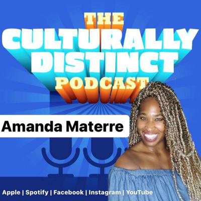 Cover art for Episode 14 | Amanda Materre Interview