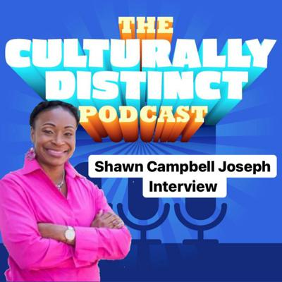 Cover art for Episode 15 | Shawn Campbell Joesph Interview