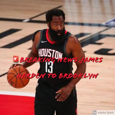 Cover art for Why does James Harden want out?
