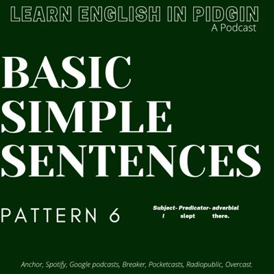 LEARN ENGLISH IN PIGDIN