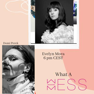 Cover art for WAM Episode 2 with Evelyn Mora, Founder of Helsinki Fashionweek
