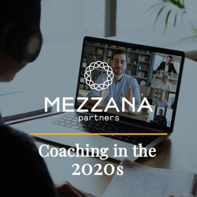 Cover art for Coaching in the 2020s
