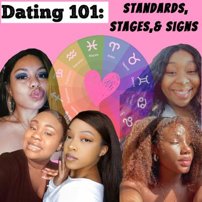 Cover art for Episode 5: Dating - Standards, Stages & Signs