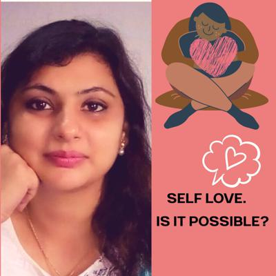 Cover art for Self Love. Is it possible?