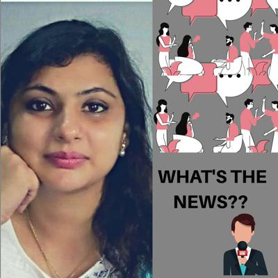 Cover art for WHAT'S THE NEWS???