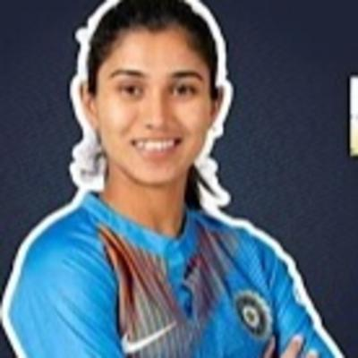 Cover art for Nuzhat Parveen – Current India Women's Team Cricketer in a Candid Chat with Cricketgraph