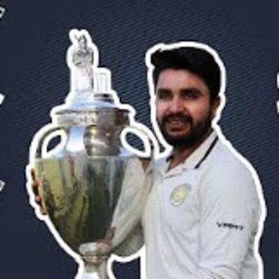 Cover art for Snell Patel – Saurashtra Ranji Trophy Winner in a Candid Chat with Cricketgraph