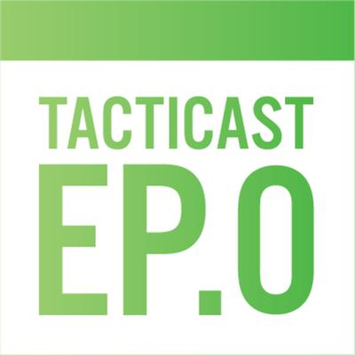 Tacticast Pilot - Who we are + Talking about the games industry