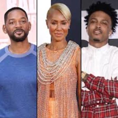 Cover art for August Alsina, Jada Pinkett Smith and Will smith.
