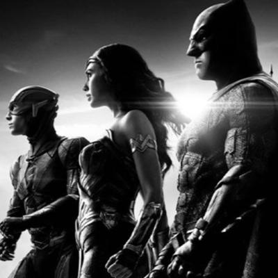 Cover art for 43. Zack Snyder's Justice League Vs. Joss Whedon's Justice League