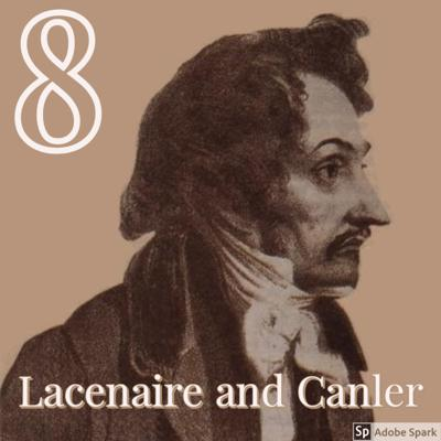 Cover art for Inspector Canler and the Case of Lacenaire